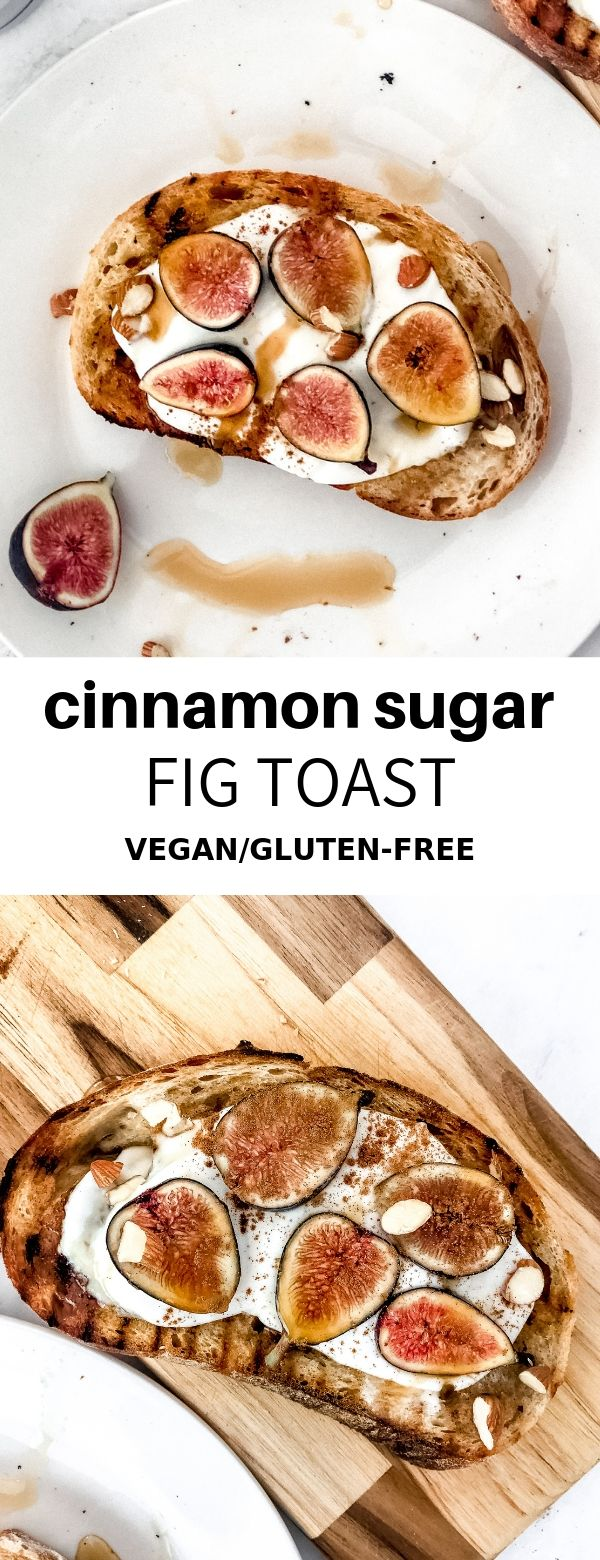 cinnamon sugar toast